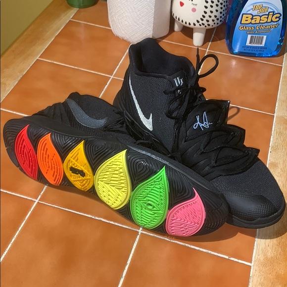 Nike Shoes | Kyrie 5s Rainbow Edition